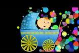 儿童卡通视频转场素材
