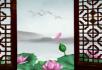 中国风-大门开