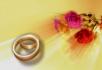 戒指与花朵