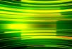 绿色旋转演播室