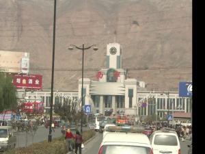 青藏铁路-西宁火车站