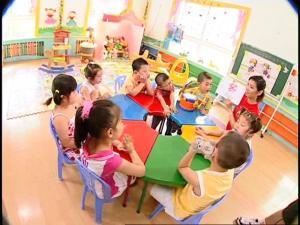 幼稚园学生