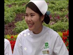 微笑的护士