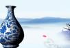 青花瓷背景