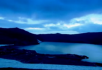 白马湖日出