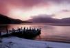 禅寺湖 仙境般的湖