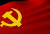 党旗视频素材飘扬