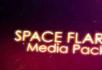 超炫粒子logo