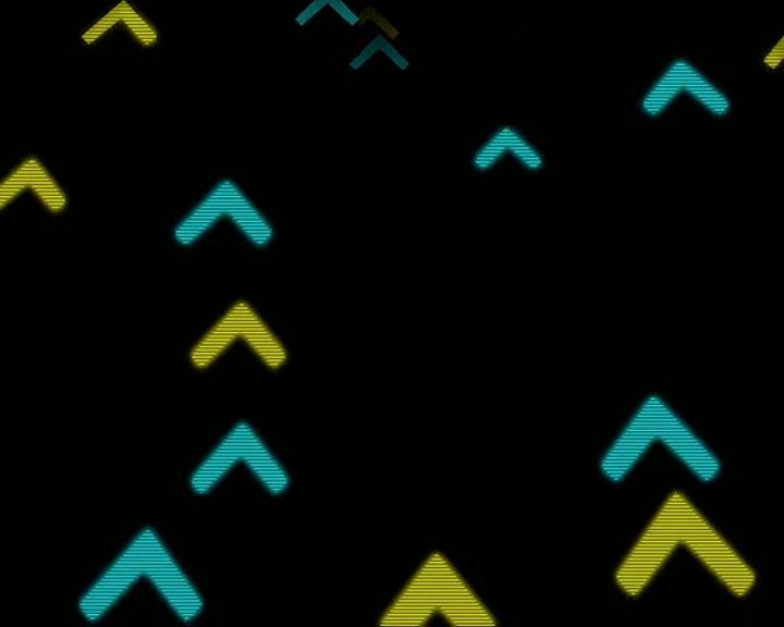 方块彩色运动