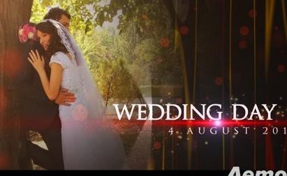 婚礼MV电子相册