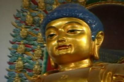 佛祖金身像