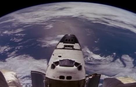 太空拍地球