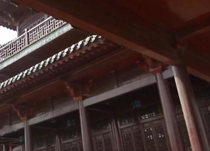 古建筑屋檐