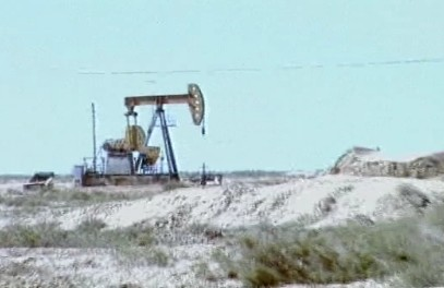 油田生产风力发电