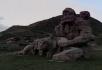 雕塑红军长征