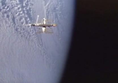 各种地球卫星一组