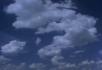 飘动的云乌云