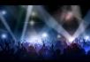 音乐现场举手