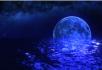蔚蓝星空明月流星唯美芭蕾含音