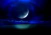 唯美月亮月色
