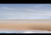 蓝天海浪沙滩