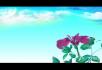 风景梦幻仙境植物
