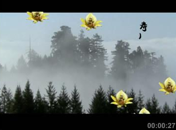 福如东海庆典有音乐