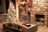 圣诞节动态视频