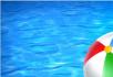 水中游泳球