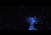 梦幻生长光影树