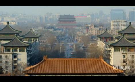 北京的早晨