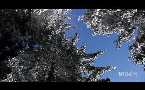 最美雪景10