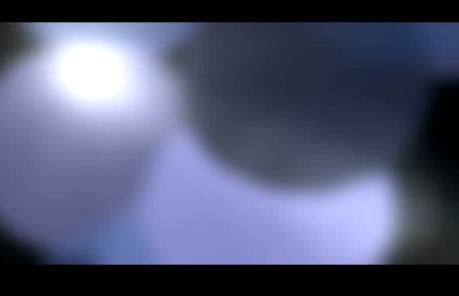 白色粒子光效