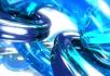 金属-蓝色铁圈