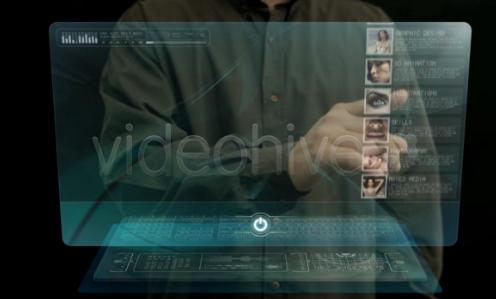 手动滑屏 科技