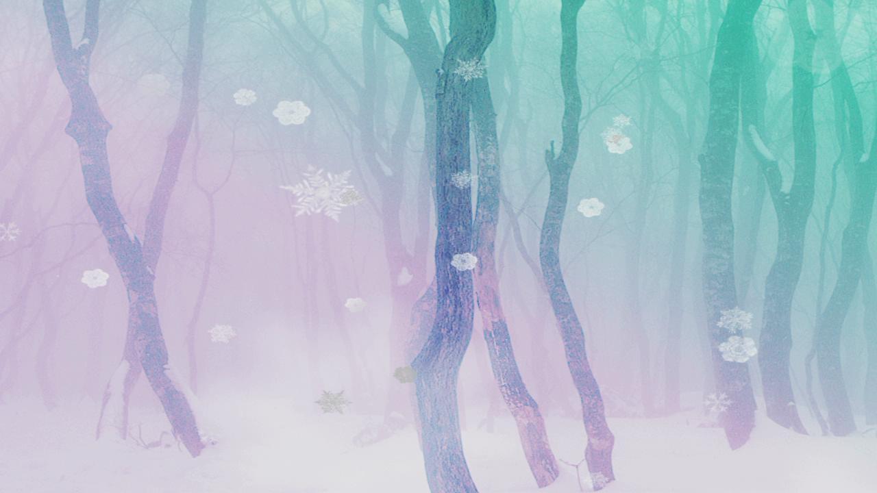 雪花滿天飛