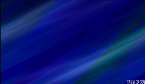 藍色帶霧背景