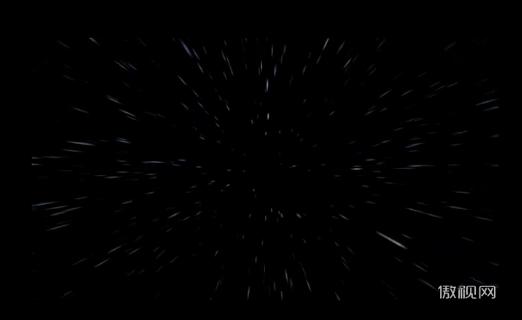星空背景素材粒子