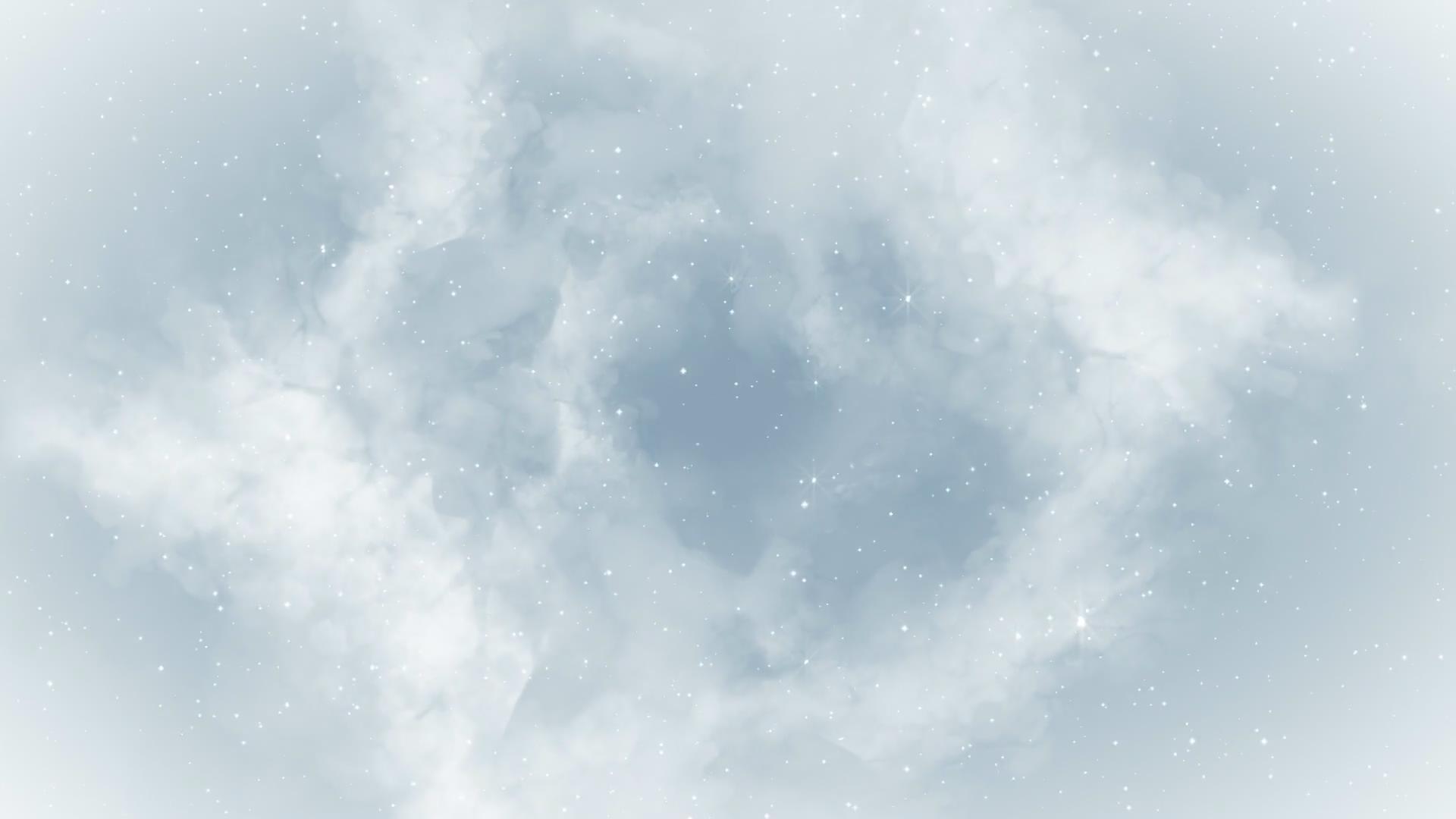 云霧離子背景