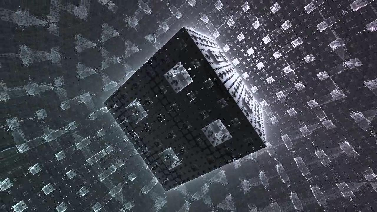 3d三维空间方块