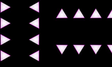 粉白形状变化