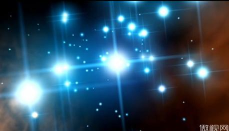 大型发射星云