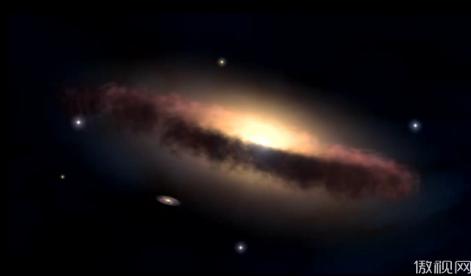 银河星系3D