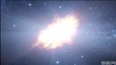超新星蟹状爆炸