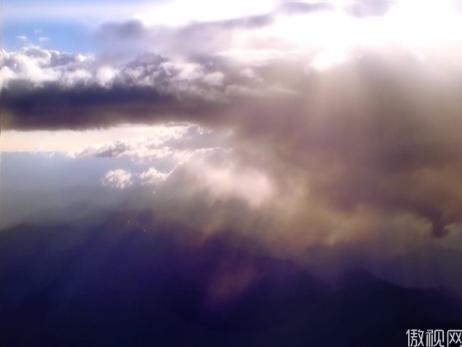 云层上的阳光1