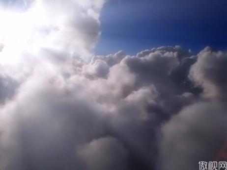 云层上的阳光2