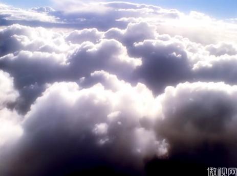 云层上的阳光3