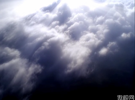 云层上的阳光4