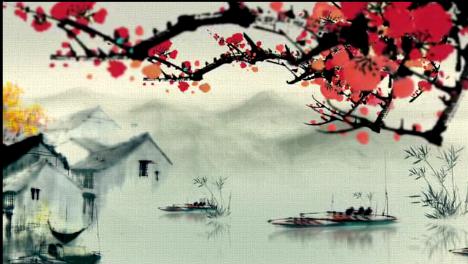 水墨中国风