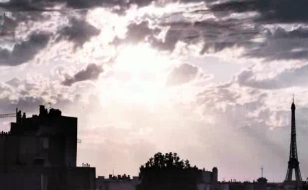 延时摄影-巴黎